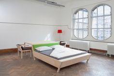 BED'NTABLE LE TOUT EN UN PAR ERIK GRIFFIOEN - 2013