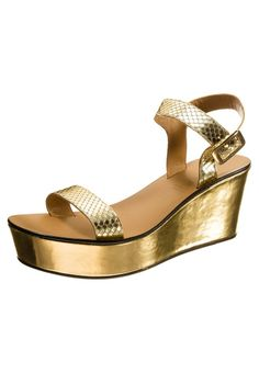 Apair - Wedge sandals - gold
