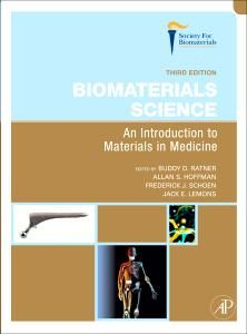 Pdf Download Biomaterials Science An Introduction To Materials In Medicine Medicine Book Science Book Community Board