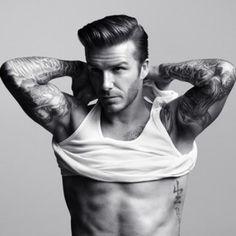 david beckum | David Beckham : les visuels sont là !