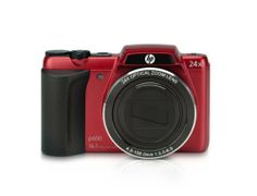 HP P650R 16.1 MP Digital Camera with 24x...