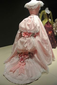 Pink Ball Gown - The Phantom of the Opera (2004) #CostumeDesign: Alexandra Byrne
