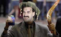 KUWAIT: Kazakhstan's shooting team demanded an apology after a spoof national anthem from the comedy film Borat was played instead of the real o ...