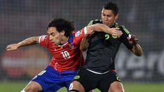 Chile y México empataron por 3-3 en un intenso partido en Santiago