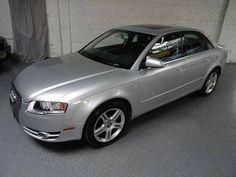 2007 *Audi* *A4* 2.0T quattro AWD 4dr Sedan (2L I4 6M) Heated Indoor S