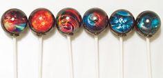 6 Solar Winds Lollipops TM Fire Wind Earth by designerlollipop, $15.00