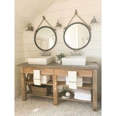 14 idées de meubles rustiques pour une salle de bain cozy Using natural and rustic elements in the bathroom…Bathroom Furniture – Industrial Great Design Ideas To Add Rustic Style To Your… 14 Rustic Furniture Ideas for a Cozy Bathroom Cozy Bathroom, Rustic Bathroom Vanities, Modern Farmhouse Bathroom, Rustic Bathrooms, Bathroom Ideas, Bathroom Makeovers, Bathroom Remodeling, Diy Bathroom Vanity, Bathroom Shelves
