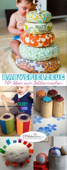 Babyspielzeug basteln süße DIY Bastelideen zum Selbermachen The Effective Pictures We Offer You About Baby Toys handmade A quality picture can tell you many things. Diy Gifts For Kids, Presents For Kids, Diy Crafts For Gifts, Baby Crafts, Cute Crafts, Diy For Kids, Crafts For Kids, Diy Toys For Toddlers, Tetra Pack