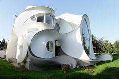 Maison Organique – (2007) Markus Aumüller Concepteur Erich Vogel Architecte – Allemagne | BubbleMania