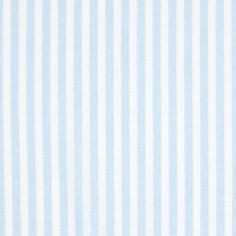 Classic Stripes 0,5 cm, 4 - Cotton - baby blue