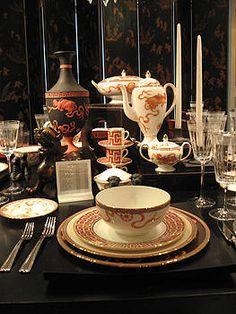 Dinner Set Dynasty