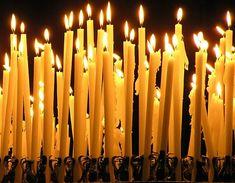 Как очистить дом от негатива с помощью церковной свечи