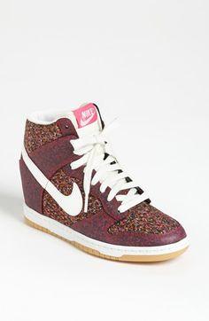 Nike Dunk Sky High Liberty Hidden Wedge Sneaker (Women) | Nordstrom