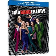 Big Bang Theory, The: The Complete Sixth Season (Blu-Ray) from Warner Bros.: Whether on or above Earth, hilarity… #Movies #Films #DVD Video