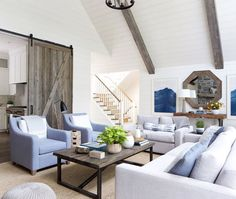Got a cottage? Here is some decorating ideas for this summer #cottage #toronto #decorate    https://www.livabl.com/2018/07/19-cottage-decorating-ideas-steal-summer.html