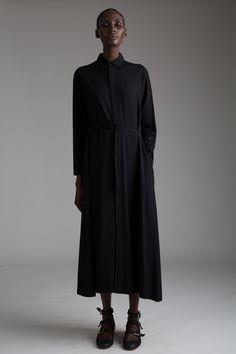 Vintage Yohji Yamamoto Shirt Dress