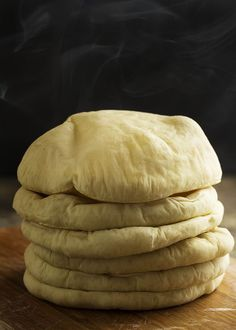 Homemade Greek Pita Bread isn't hard to make! You simply need a hot oven, fresh yeast, and a few tricks to make yummy pocket bread.