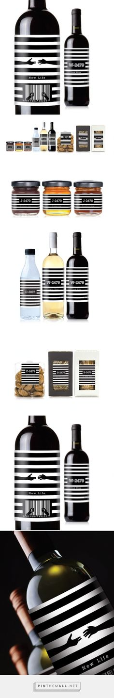 2479 Prisoner product packaging by Prompt Design curated by Packaging Diva PD. Be somebody's prisoner but in a good way : ) created via http://www.packagingoftheworld.com/2015/02/2479-prisoner-product.html