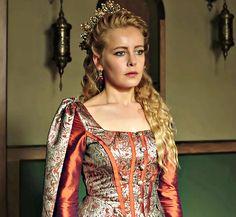 "Hümaşah Sultan - ""Succession (Ekber ve ersed!)"" Season 1, Episode 25"