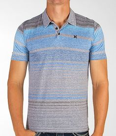 Hurley Middle Striped Polo