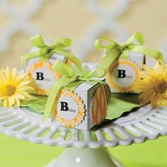 Product Idea for Customers - Oh Baby! Favor Boxes, Party Decoration and Favor Ideas, Party Themes & Events - Oriental Trading Baby Favors, Baby Shower Favors, Shower Party, Baby Shower Parties, Baby Boy Shower, Baby Shower Gifts, Baby Gifts, Baby Showers, Personalized Favors
