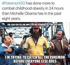 Pokemon Go was pretty impressive in terms of exercise