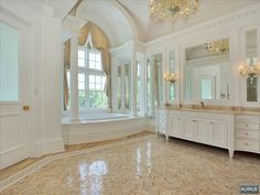 Photo of The Stone Mansion House Styles, Rich Home, Amazing Bathrooms, Stone Mansion, Beautiful Bathrooms, Elegant Bathroom, Expensive Houses, House, Home And Family