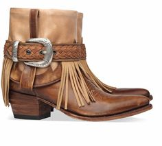 Bruine Sendra boots 11790 enkelaarsjes Equestrian Boots, Short Boots, Girls Best Friend, Leather Boots, Cowboy Boots, Fancy, Ankle, Western Style, Ibiza