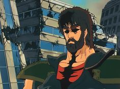 Fist of the North Star: The Movie | Bearded Kenshiro