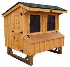 chicken coop plans | Best Amish Chicken Coops for HobbyFlocks