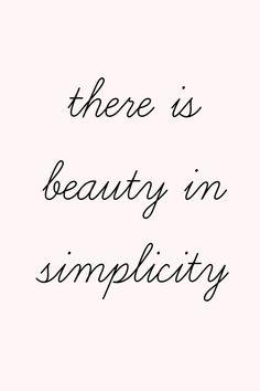 Beauty-in-Simplicity