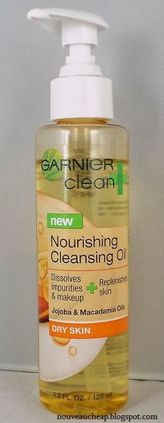 I put the new Garnier Clean+ Nourishing Cleansing Oil to the test. Come see how it worked for me (and if it might be a good fit for YOU).