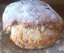 Rezept helles Bauernbrot aus 100% Dinkelmehl von Gressi - Rezept der Kategorie Brot & Brötchen