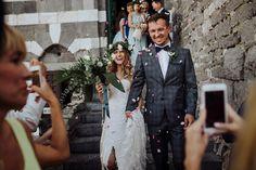 Absolutnie niesamowity i przepiękny polski ślub Kasi i Kuby we Włoszech! - fotografia: Mr & Mrs. Oh! ślub w rustykalnym włoskim klimacie