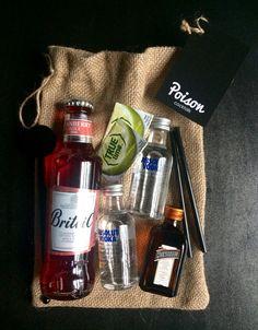 Cocktail travel kit