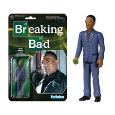 Breaking Bad Gustavo Fring ReAction 3 3/4-Inch Retro Action Figure