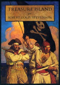 N. C. Wyeth, 1911. Cover illustration.