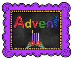 All things ADVENT!