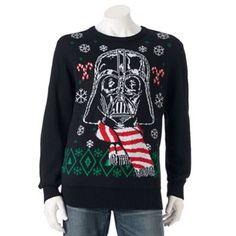 Star Wars Darth Vader Holiday Sweater - Men