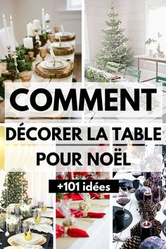 Christmas Table Decoration Ideas to Copy (photos & tips) - Christmas Ideas 2020 - Happy Christmas :) Rose Gold Christmas Decorations, Christmas Tablescapes, Christmas Candles, Xmas Decorations, Nordic Christmas, Christmas Mood, Noel Christmas, Christmas Gifts, Diy Home Decor For Apartments