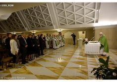 Homilía del Papa Francisco: Nuestra victoria es la fe - Radio Vaticano