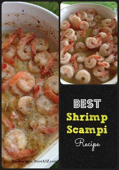 Shrimp Scampi Sauce Recipe