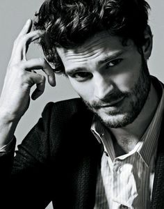We have a new Christian Grey!