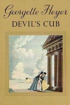 Devil's Cub by Georgette Heyer  Possibly my favorite of her many wonderful books.  In order to save her impetuous sister from running away with a confirmed rogue, Mary takes her place.  When Dominic realizes the trick, he decides to take her with him to France anyway. She shoots him.  Thus a long and beautiful relationship was born.