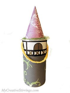 Tangled (Rapunzel) Party Favor or Gift