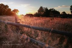 Sunset in Twin Falls 1 2