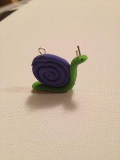 Snail Charm.