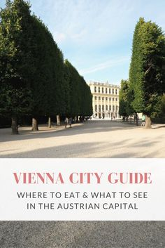 Vienna City Guide by www.missgetaway.com