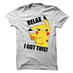 Pikachu - Relax