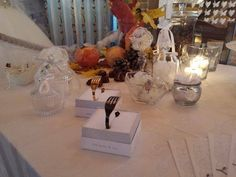 Allestimento per fiera sposi #matrimonio #forchetta #paolorossi